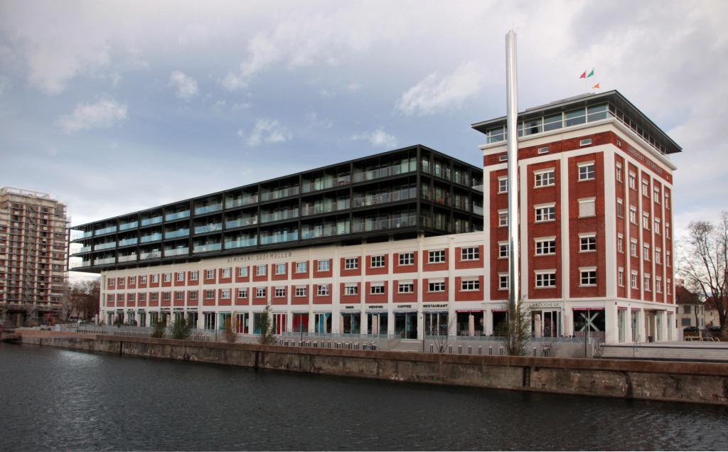 Cabinet d 39 architecture et d 39 urbanisme heintz kehr et associ s - Cabinet architecte strasbourg ...