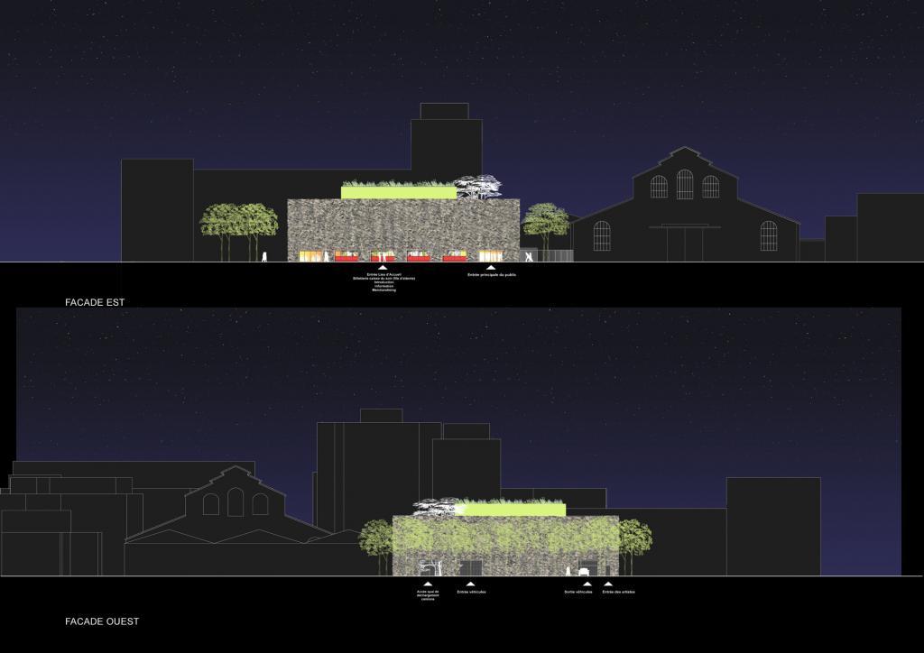 Cabinet d 39 architecture et d 39 urbanisme heintz kehr et - Cabinet d architecture grenoble ...